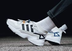 huge selection of 14255 27fd8 adidas Consortium Falcon + SS2G Release Info  SneakerNews.com Kicks, Adidas  Originals,