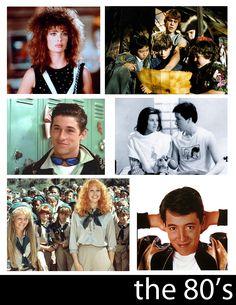 80's movies we love