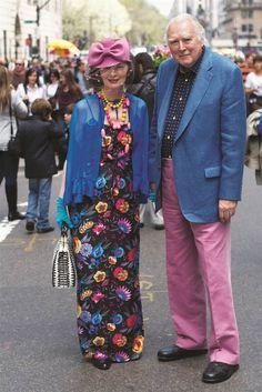 19 Fabulous Style Tips From Senior Citizens