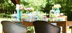 Balkon & Garten by KARE #KARE #KAREAustria #Balkon #Garten #Blume #Outside #Stuhl