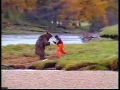 Budweiser light commercial 029 but the hitchhiker has an axe man vs bear aloadofball Gallery
