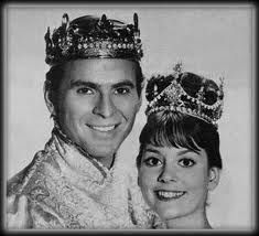 "Leslie Ann Warren (with ""Dr. Allen Quartermane"") as the Cinderella I grew up loving!"