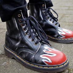 Dr Martens / Kits Achter De Rits- Schoenen, Boots
