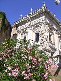 #Roma - Musei Capitolini by Luigi Strano, via Flickr
