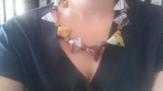 "origami ""fox box"" necklace Necklace Box, Origami, Fox, Projects, Jewelry, Log Projects, Blue Prints, Jewlery, Jewerly"