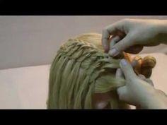 Прически года Ольги Харитоновой. Hairstyles Olga Kharitonova year.