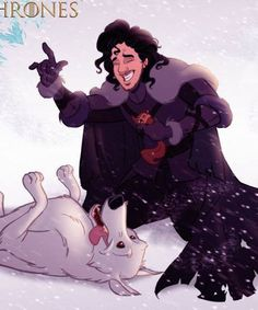 Your favorite Game of Thrones characters got the Disney treatment — and it is GOOD