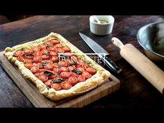 PIZZA DE MASSA FOLHADA | Cozinha Livre - YouTube