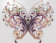 Butterfly - a symbol of elegance and beauty