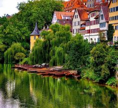 24 Angelic Places That You Must Visit in Your Life, Tübingen Germany