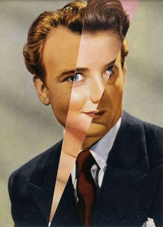 British artist John Stezaker 's photographic collages exist in the long, and often socio-political, line of artists whose work defined movem. Collages, Surreal Collage, Collage Artists, Collage Illustration, Illustrations, Photomontage, Photography Projects, Portrait Photography, John Stezaker
