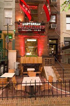 Amsterdam Falafel | DC