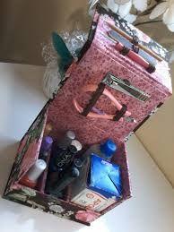 Resultado de imagem para cartonagem moldes maleta
