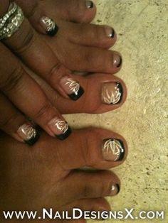 acrylick nails & toes » Nail Designs & Nail Art