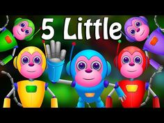 ChuChu TV Numbers Song -l NEW Short Version - Number Rhymes For Children - YouTube