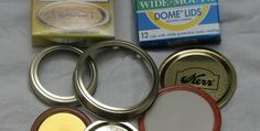Canning Lids Changed: Food Storage May Not Last a Year now!