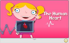 In this science activity we'll learn about the functions of the human heart. Learn how to locate your heart, and recreate the pumping motion your heart makes by using your hand. Click here for full screen This activity, along with more than 1,200 other online and offline activities, is available throughEmbarK12Comprehensive. Already successfully used by …