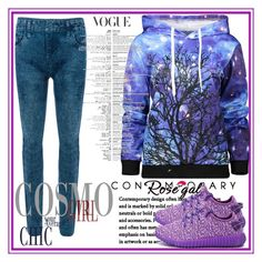 """""""Purplee"""" by century-fashion ❤ liked on Polyvore"""