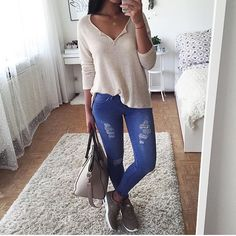 Wear? Yes or No? tag BFF! @thanyaw #ootd @populartrendsforgirls @tattoonailsdiary @fashiondimes @shop.wink @wevotepink