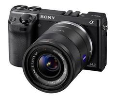 Mirrorless cameras are the future. Read my review of the Sony NEX-7 at http://www.stuckincustoms.com/sony-nex-7-review/