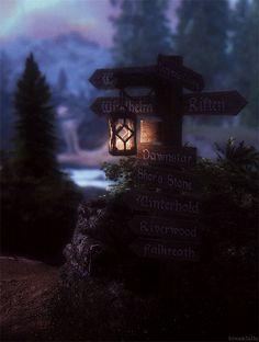 Skyrim screenshots, gifs, and edits galore. Beautiful Flowers Wallpapers, Beautiful Gif, Gifs, Fractal Art, Fractals, Rain Gif, Gif Background, Live Backgrounds, Night Gif