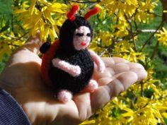 amigurumi capcrochet crochet coccinelle animaux poupée