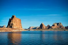 Lake Powell, Arizona | Lonely Planet Grand Canyon, Slot Canyon, Route 66, Lonely Planet, Arizona, Lake Powell, Antelope Canyon, Monument Valley, Planets