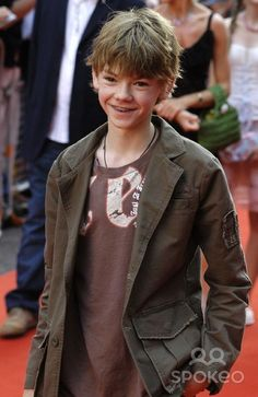 …when braces have a better life than you…<<<<re-pinning just for that (young Thomas Sangster!)