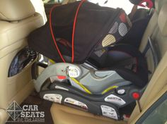 Baby Trend Inertia infant car seat review  www.csftl.org