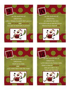 12 days of christmas gag gift ideas