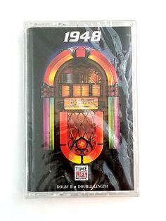Your Hit Parade 1948 Time Life Music Cassette Factory Sealed Time Life Music, Seal, Baseball Cards, Harbor Seal