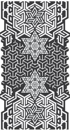 Design by Imho - Roberto Conti http://www.imhoprogress.com  #inlay, #illustration, #ornament, #pattern, #ancient art, #pattern, #design, #ornamental, #islamic, #pisa