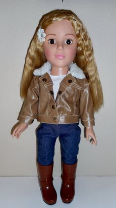 { Madame Alexander Doll ~ Play Wonder ~ Rare ~ Blonde Hair & Soft Brown Eyes } #Dolls