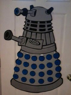Dalek Advent Calendar