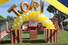"Photo 2 of 15: Carnival/Circus / Birthday ""Tori's Carnival Extravaganza"" 