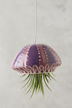 Sea Creature Hanging Planter - anthropologie.com