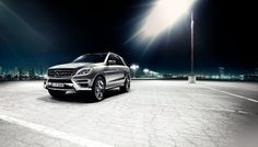 New Mercedes-Benz M Class Available From Lookers Mercedes-Benz in April