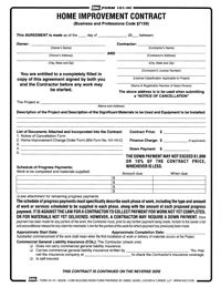 Free Printable Independent Contractor Agreement Form  Worksheets
