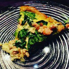 Vegetable Pizza, Quiche, Vegetables, Breakfast, Food, Diy Food, Home Made, Breakfast Cafe, Veggies