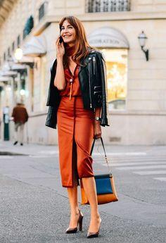 Fall Fashion Trend: Rust and Terracotta: exPress-o waysify