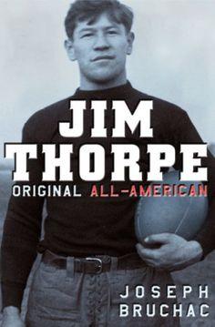 Jim Thorpe : original All-American / Joseph Bruchac  (children's collection)