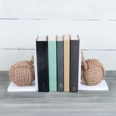 Found it at Wayfair - Latitude 38 Monkey's Fist Book Ends