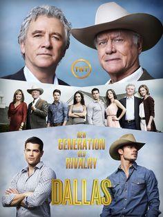Dallas TV Show | Dallas (2012) poster - TVPoster.net