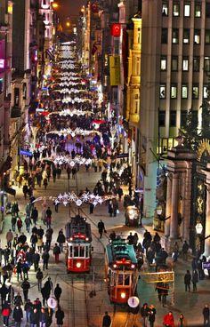turkishinspiration:  Seviyorum bu şehri…