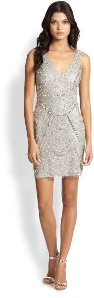 Love this: Beaded Dress @Lyst
