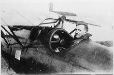 Vintage WWI Aircraft Photograph