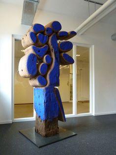 © Emarentia Adriana Gisela   Lady Justice   Wooden sculpture   2013   emarentia.com