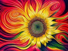 Cuadros Grandes para el Living | Cuadros Modernos Pinturas : Diseños de Flores Modernas, Cuadros al ...