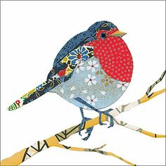 Buy Almanac Paper Robin Charity Christmas Cards, Box of 8 from our Christmas Cards range at John Lewis & Partners. Charity Christmas Cards, Boxed Christmas Cards, Christmas Bird, Xmas Cards, Christmas Crafts, Applique Patterns, Applique Designs, Print Patterns, Bird Illustration