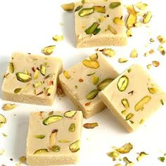 Burfi Recipe on Yummly
